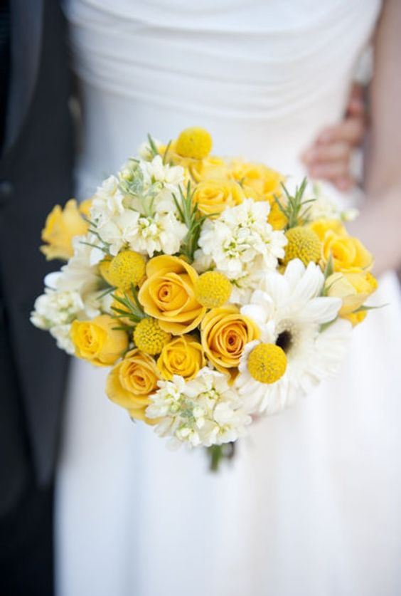 Bouquet Yellow