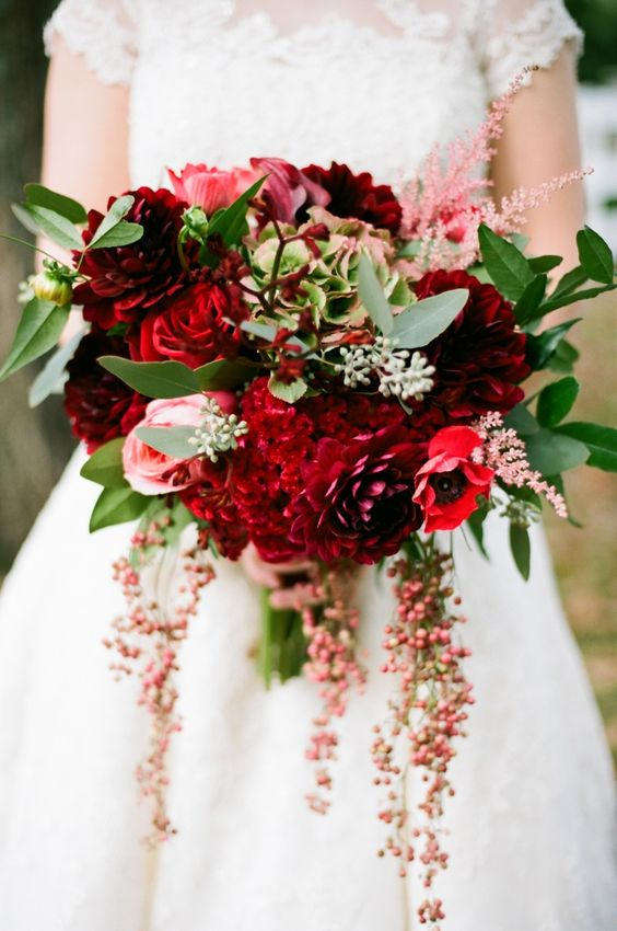 Bouquet Red